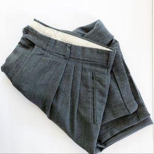 Yves Saint Laurent Men's Grey Trousers 36x30